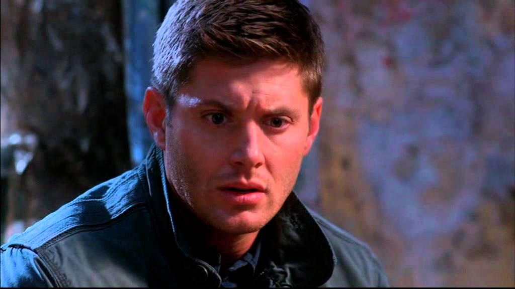 Supernatural 7x09 - Funny Stoned Dean Scene