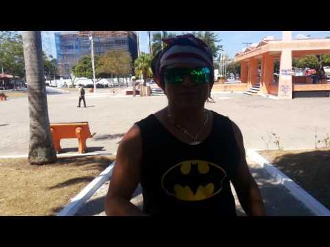 Wanderley Andrade canta trechos dos seus sucessos no Amapá