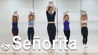 Señorita - Shawn Mendes & Camila Cabello | Dance Diet Workout | 댄스다이어트 | Zumba | cardio | 줌바 | 홈트