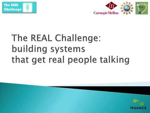 Dialog Research Center at Carnegie Mellon REAL Challenge 2014