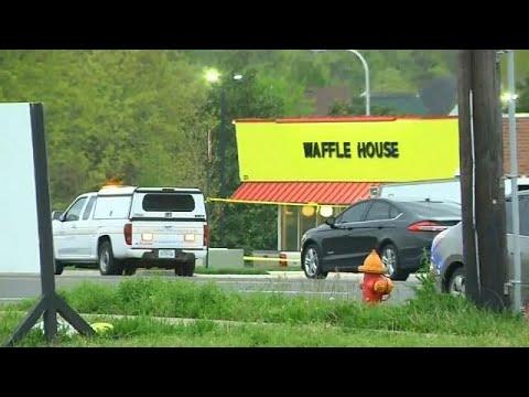 euronews (em português): Tiroteio mortal em Nashville, EUA