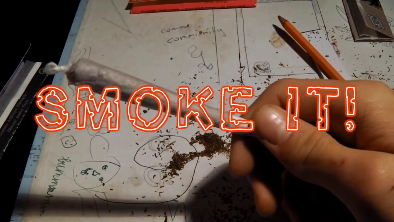 How to roll a Joint Step by Step - YouTube