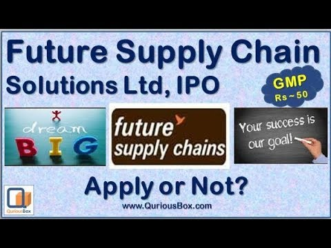 Future supply chain solutions ipo review