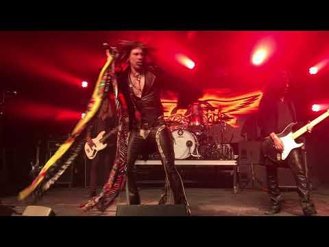 Dream On Performed By Aeromyth - Aerosmith Tribute Band