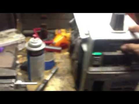 EM500 generator troubleshoot