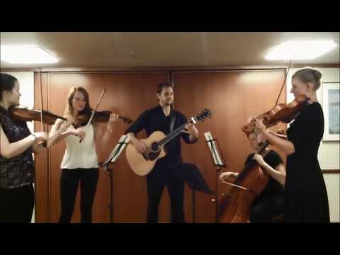 Make You Feel My Love, Adele, Bob Dylan--acoustic string quartet cover by Thalia Strings + Smithies
