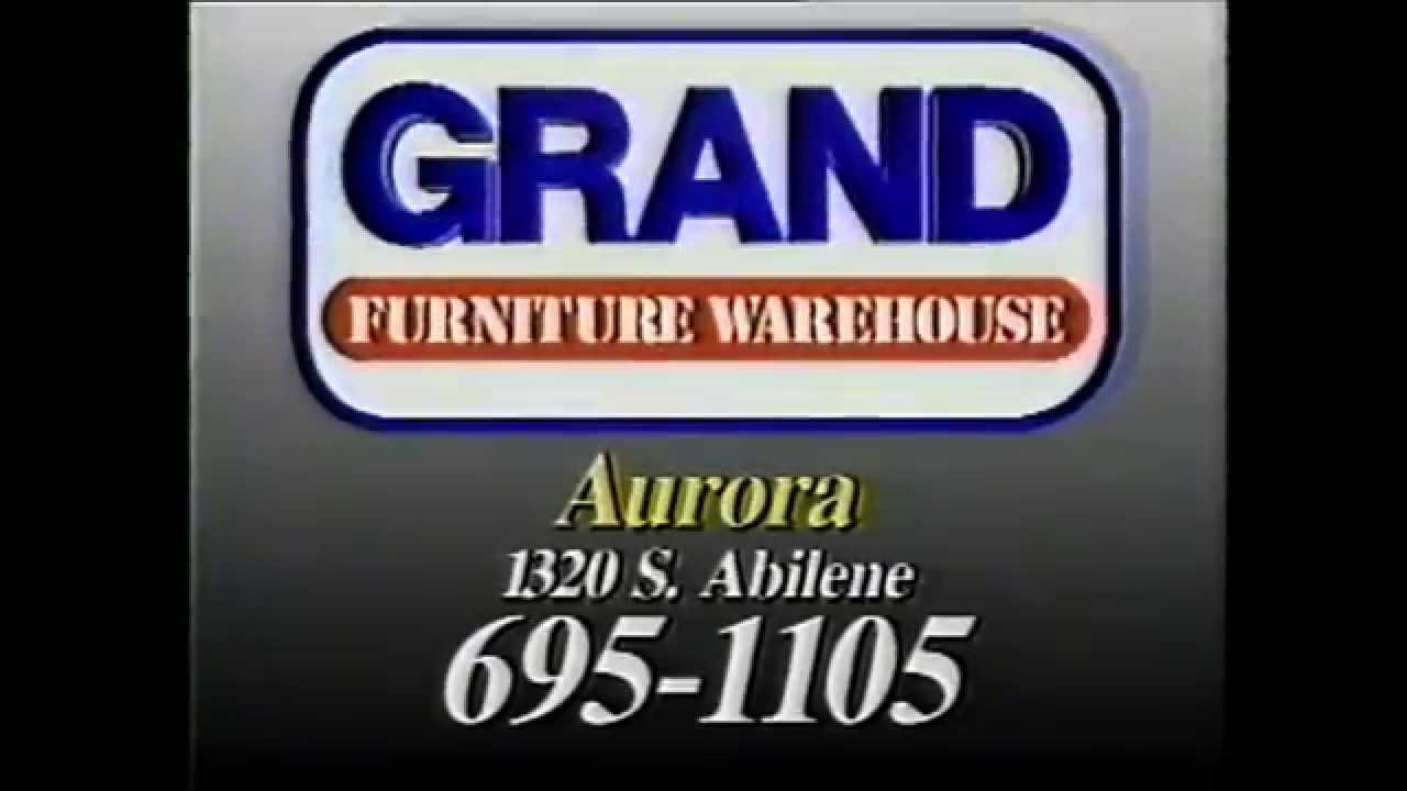 Grand Furniture Warehouse Commercial (Denver, CO   1997)