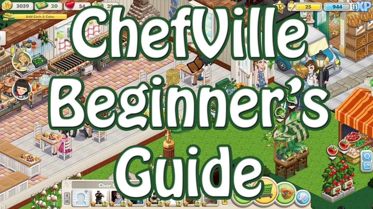Speed dating advice chefville like games