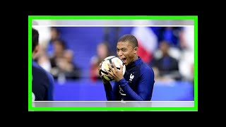 Breaking news | ligue1.com - mbappé: 'it's a dream to play at world cup'
