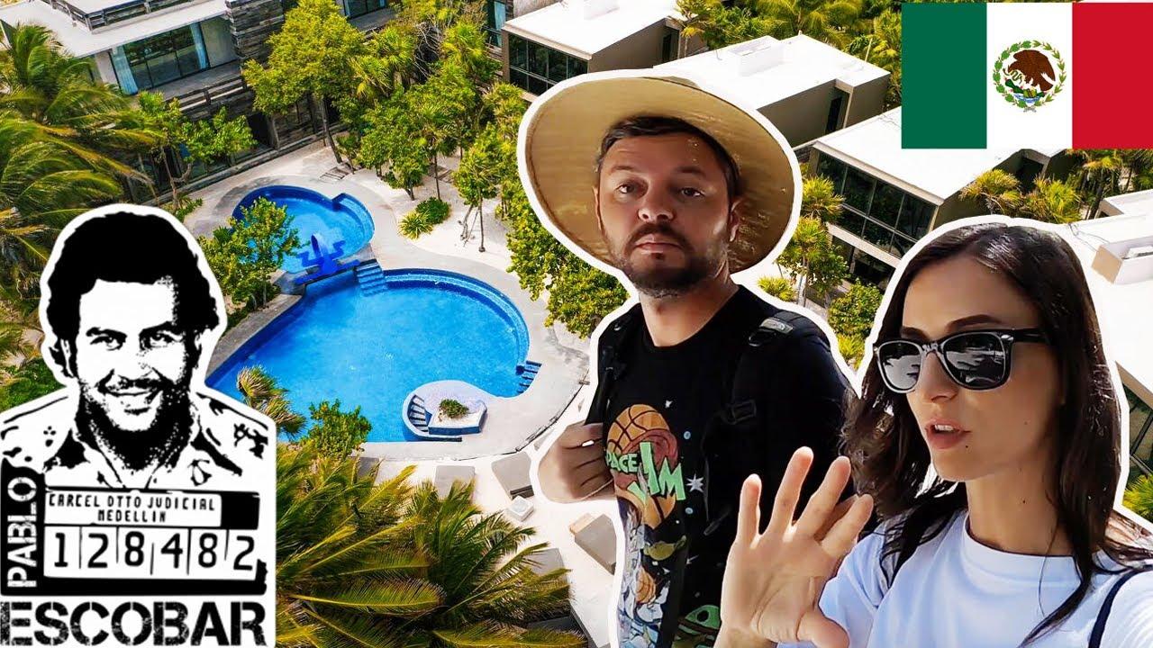 Vizita la CASA lui PABLO ESCOBAR din Mexic! INTERZIS ⛔️