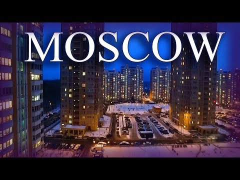 Good Night, Moscow. My First Videoclip