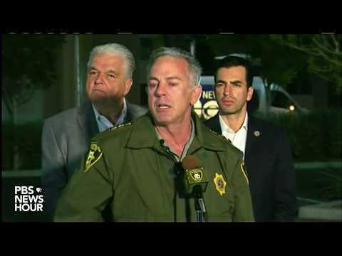 WATCH: Las Vegas 9 a.m. ET police news conference on shooting