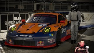 #297 FIA GT Manufactures series 2019 exhibition Season 1 Round 5, Gran Turismo Sport, PS4PRO