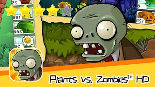 Plants vs  Zombies™ HD Adventure 2 Night 10 Walkthrough The zombies are coming! Recommend index five