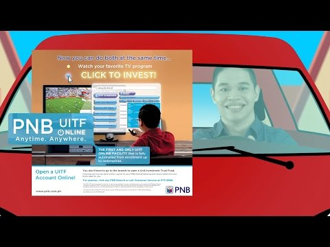 How to Enroll, Invest and Redeem with PNB UITF Online
