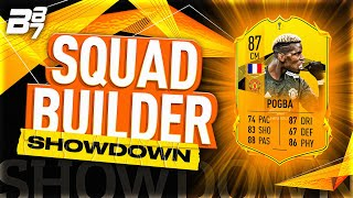 ROAD TO THE FINAL PAUL POGBA SQUADBUILDER SHOWDOWN VS AJ3! | FIFA 21 ULTIMATE TEAM