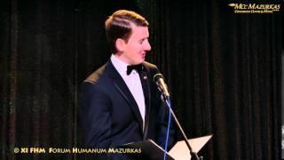 XI Forum Humanum Mazurkas-Aleksander Kamedulski-