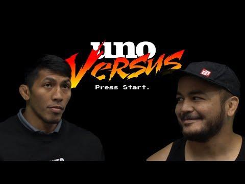 UNO Versus: Kyle Aguon vs. Justin Benavente