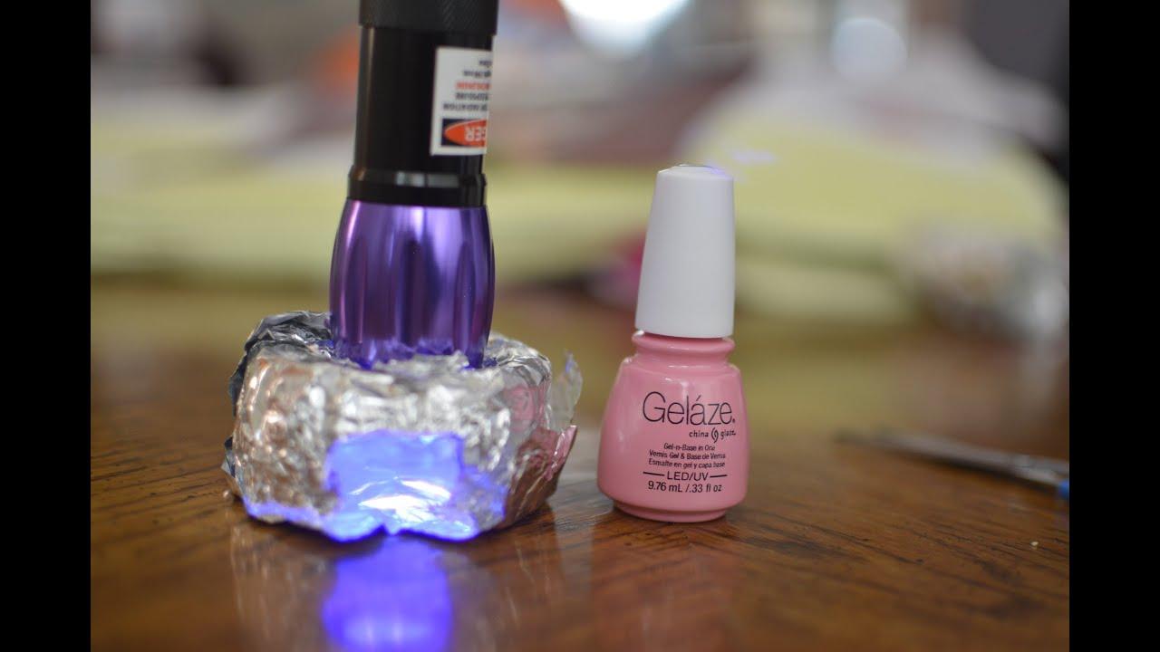 Salon Gel Manicure Without Uv Light – Papillon Day Spa