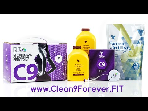 New Clean 9 & Forever FIT from Forever Living