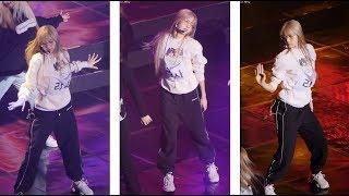 블랙핑크(BLACKPINK) 뚜두뚜두(DDU-DU DDU-DU)+FOREVER YOUNG 리허설(Rehearsal) [리사] LISA 직캠 Fancam by Mera