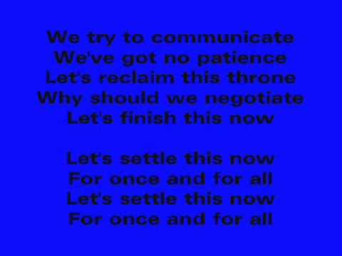 Enter Shikari - Sssnakepit lyrics - LyricZZ.com