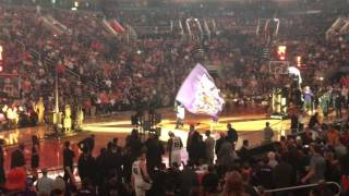 Phoenix Suns Season Opening Introductions 10-26-16
