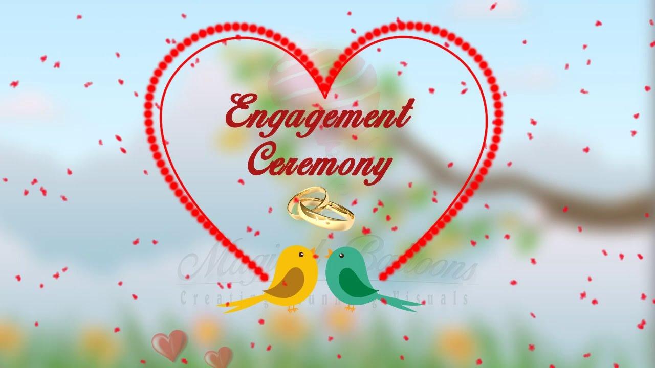 Engagement invitation video youtube engagement invitation video stopboris Images
