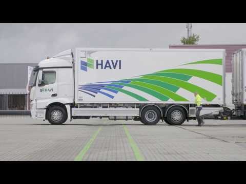 HAVI Logistics BV item Doe Maar Duurzaam RTLZ S07E14 3 december 2017