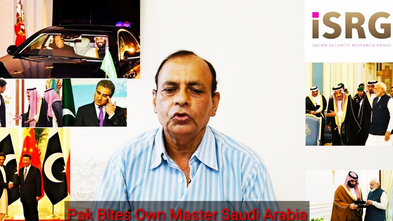 Pak-Saudi Relations - Pakistan's Diplomatic Blunder, Abuses Its Master Saudi Arabia/NK Sood Ex-RAW