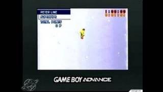 ESPN X Games Snowboarding Game Boy Gameplay