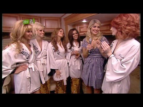 Girls Aloud - Interview [Xtra Factor - 18.10.2008]