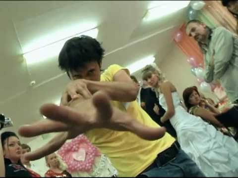 Танец Эдика на свадьбе