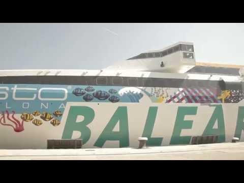 Fast Ferry Ramon Llull de Baleària