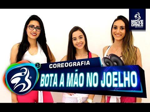 MC Davi - Bota a Mão No Joelho - Move Dance Brasil - Coreografia