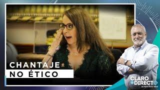 Chantaje no ético - Claro y Directo con Augusto Álvarez Rodrich