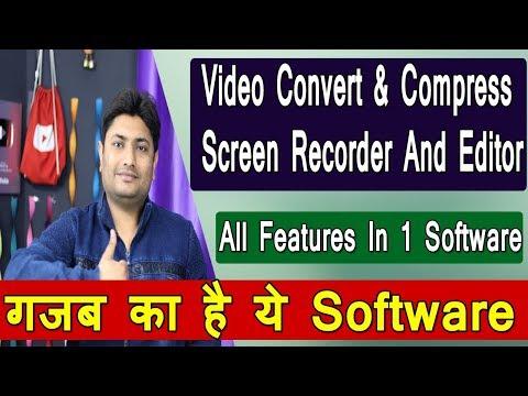 Best Video Converter | Video Compressor & Screen Recorder | Video Converter Ultimate