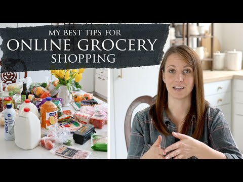 10 Tips for Online Grocery Shopping from a Seasoned Online Shopper