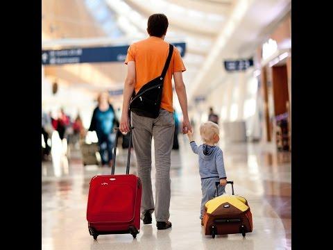 Разрешение на выезд за границу ребенка