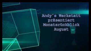 Monatsrückblick August incl. WOODPORN Special