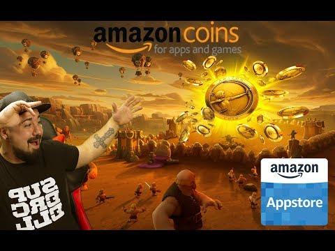 Achats Moins Chers Légalement + 50 000 Amazon Coins Gratuit | Clash Of Clans