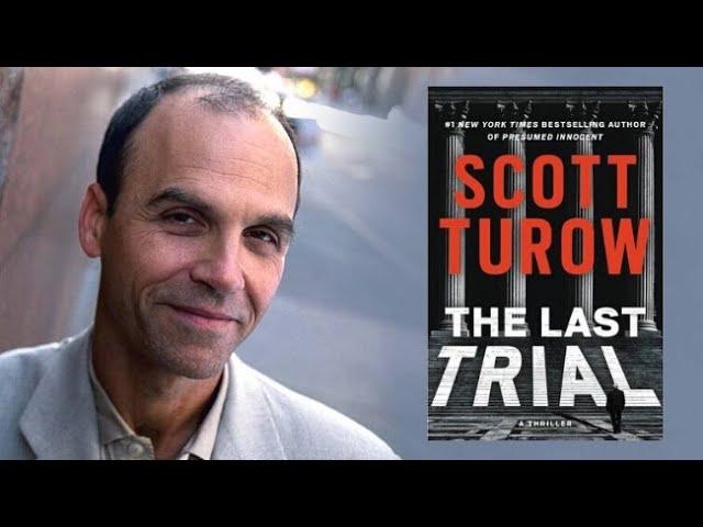 An Evening with Scott Turow