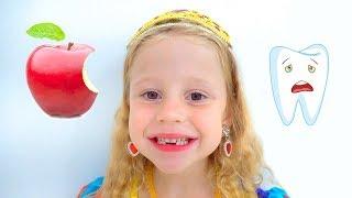 Download Настя и папа - серии про принцесс Mp3 and Videos