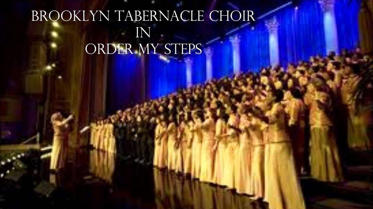 brooklyn-tabernacle-choir-order-my-steps-james-costen