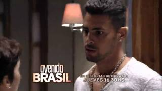 Promo Avenida Brasil Capítulo 34 (30-01-2014) - Telefe HD (Argentina)