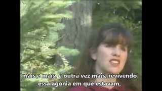 IDA E VOLTA DO INFERNO - O suicídio de Angie Fenimore - E.Q.M.