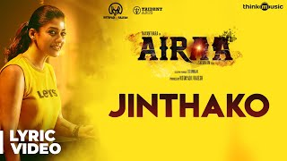 Airaa | Jinthako Song Lyric Video
