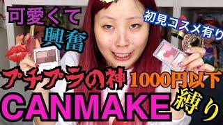 【プチプラ界の神】オン眉すっぴんドブ女がキャンメイクでフルメイクやってみた!!!! thumbnail