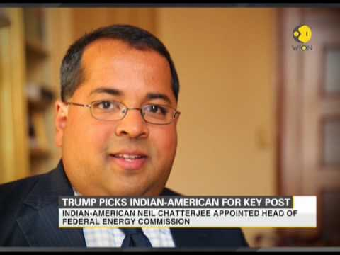 Indian-American appointed head of Federal Energy Commission