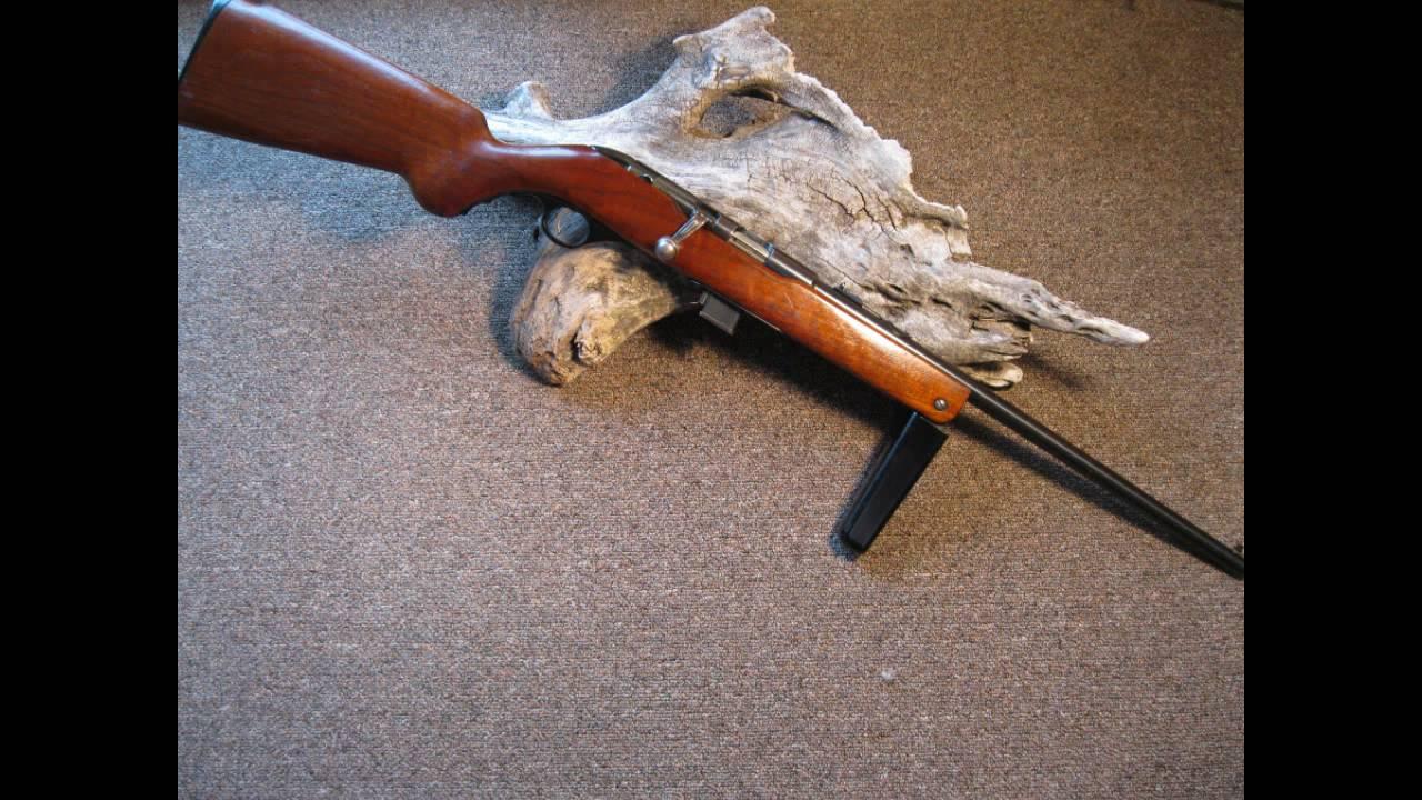 Mossberg 22 Rifle: M-342k